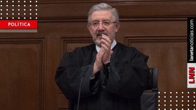 'Si un juez no goza de independencia, deja de serlo', dice Aguilar por sueldazo