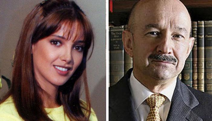 Salen a la luz los romances de Adela Noriega antes de Salinas de Gortari