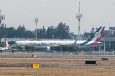 <i>¡Llévele, llévele!</i> Equipo de AMLO presenta hoy plan de venta del avión presidencial