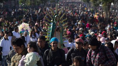 Conoce cómo celebra México el Día de la Virgen de Guadalupe