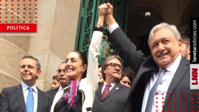 Reaparece César Yáñez, el ángel guardián que blinda a López Obrador