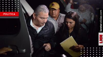 Extesorero de Duarte portaba más de medio millón de pesos en ropa y accesorios