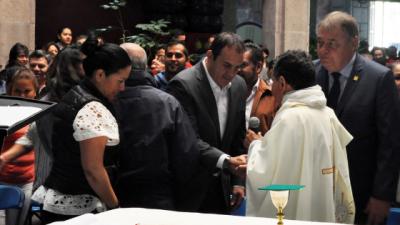 El Cuau confiesa católico pasado: 'fui monaguillo a los 9 años'