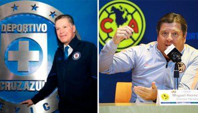 El Piojo Herrera presume que Peláez aprendió de él