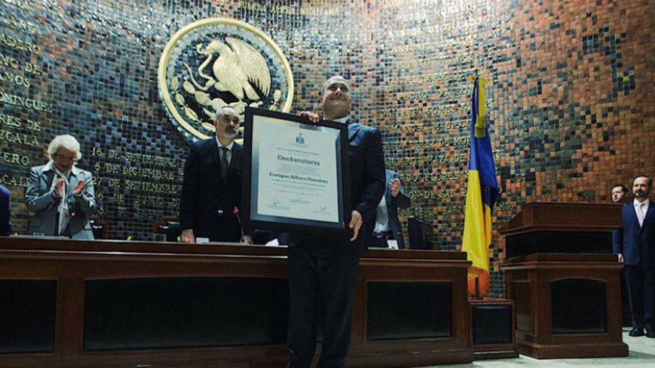 Vamos a gobernar con disposición, respeto y diálogo, sostiene Enrique Alfaro