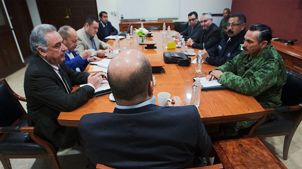 Enrique Alfaro instala Consejo Estatal de Seguridad Pública; garantiza protección