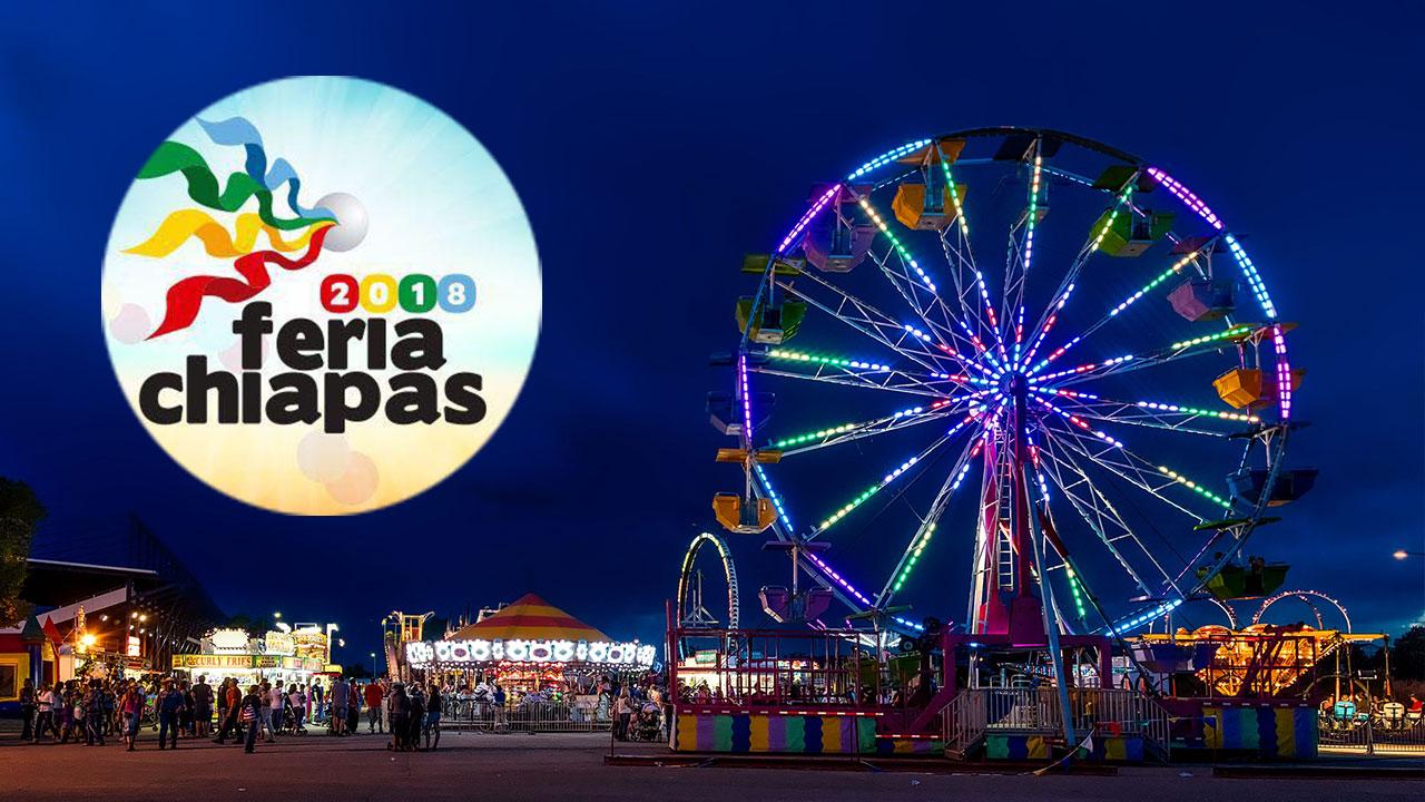 Disfruta la cultura y gastronomía chiapaneca en la Feria Chiapas 2018