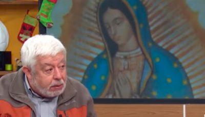 Jaime Maussan revela impactante encuentro con La Virgen de Guadalupe (VIDEO)