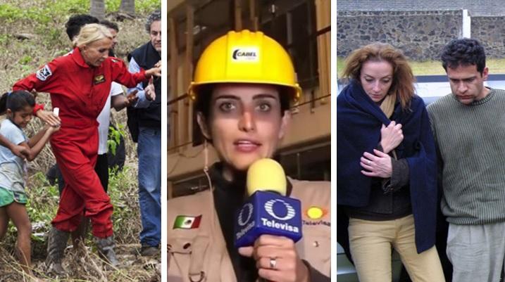 El Chapo, Frida Sofía, Paulette y más: los montajes que acabaron con Televisa