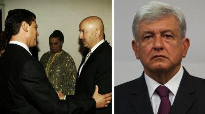 Cártel de Los Pinos: la preocupación que AMLO puso por encima de El Chapo