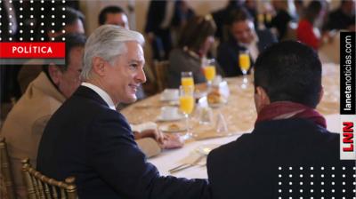 Trabajaremos siempre respetuosos con el Gobierno Federal: Alfredo del Mazo