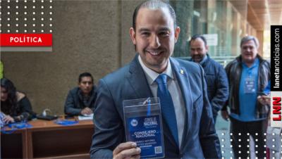 Exhiben en redes a Marko Cortés por asegurar que AMLO no está cumpliendo