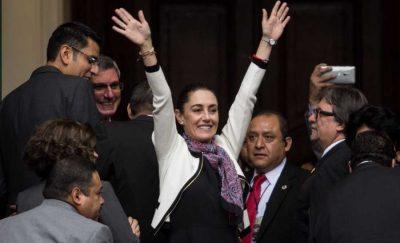 Cuerpo de granaderos desaparecerá en CDMX: Claudia Sheinbaum