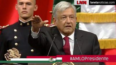 Y la Historia se hizo: AMLO toma protesta como presidente de México