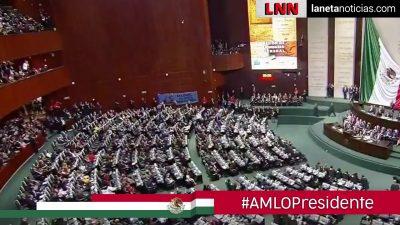 ¡Hay tiro! Legisladores recuerdan los 43 a Peña Nieto y AMLO