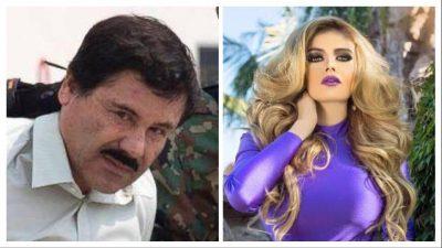 Resurgen fotos del viejo amor de El Chapo en plena crisis de Emma Coronel