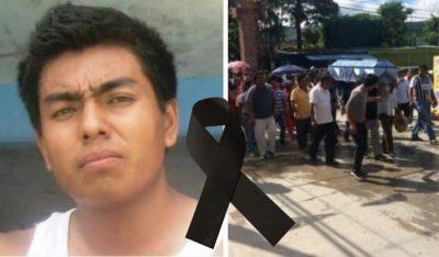 Estremece muerte de padre de uno de los alumnos desaparecidos de Ayotzinapa