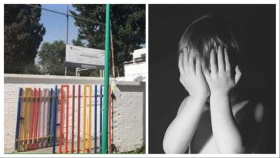 Cae conserje de kínder acusado de abuso sexual infantil