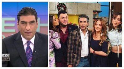 Conductores de Hoy humillan de la peor forma a Alejandro Villalvazo