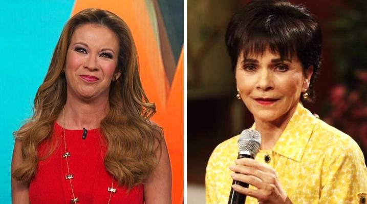 Exhiben situación de Ingrid Coronado con Pati Chapoy tras dejar VLA