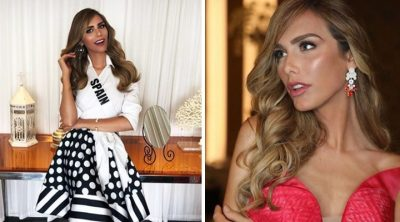 Miss España sorprende al mundo con su primer desfile en bikini (FOTOS)