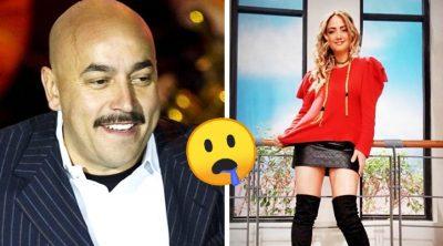 Lupillo Rivera hace petición a Andrea Legarreta tras mirarla en minifalda