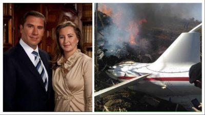 Accidente aéreo en el que falleció Moreno Valle y Martha Erika, deja 3 muertos más