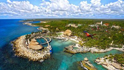 Xcaret: el ecoparque perfecto para vivir una experiencia 100% maya