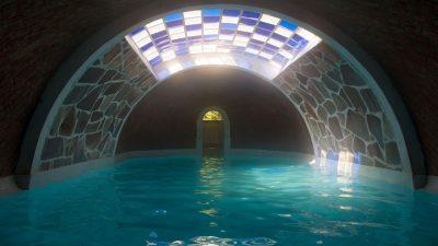 Relájate entre las coloniales aguas termales de San Miguel de Allende