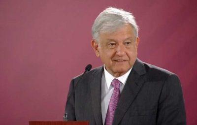AMLO confirma envío de iniciativa para suspender fuero y privilegios al presidente