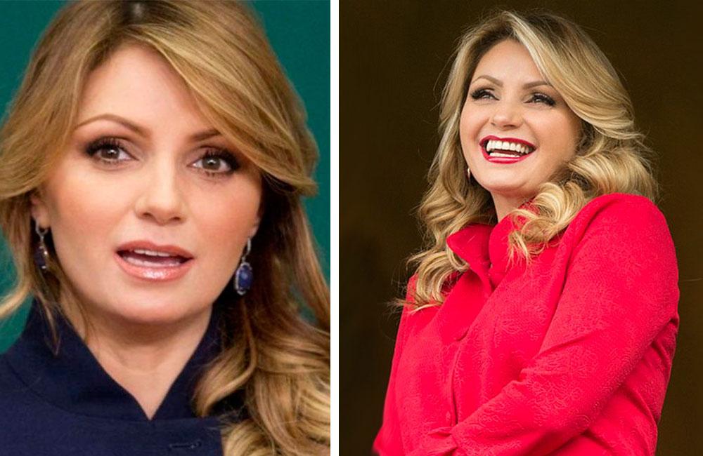 angélica rivera regresa a la televisión este lunes la neta noticias
