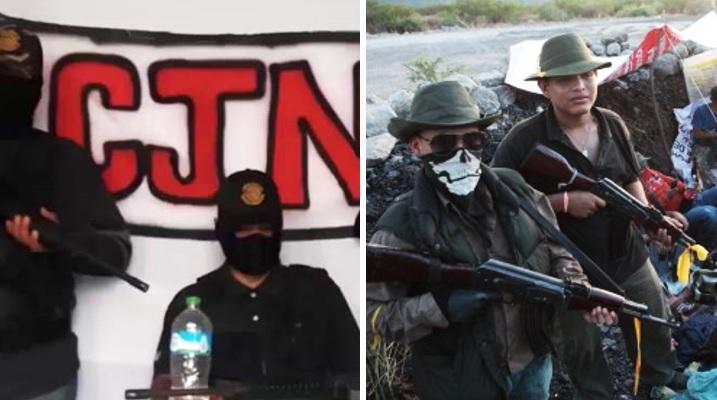 Exhiben temibles amenazas del CJNG a alcaldías de la CDMX