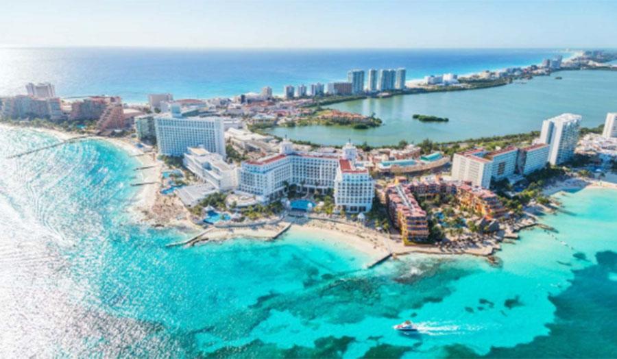 Cancún, en el top de las ciudades más visitadas en el mundo