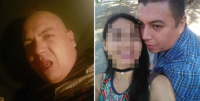 Estremece brutal crimen de expolicía que descuartizó sin piedad a su familia