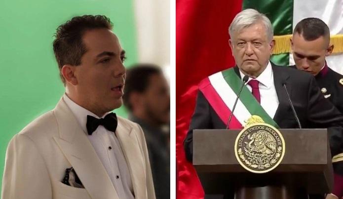 Cristian Castro realiza contundente petición educativa a AMLO