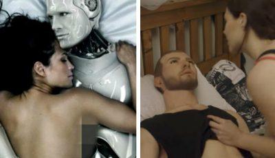 Científicos buscan crear robots programados para sufrir por amor