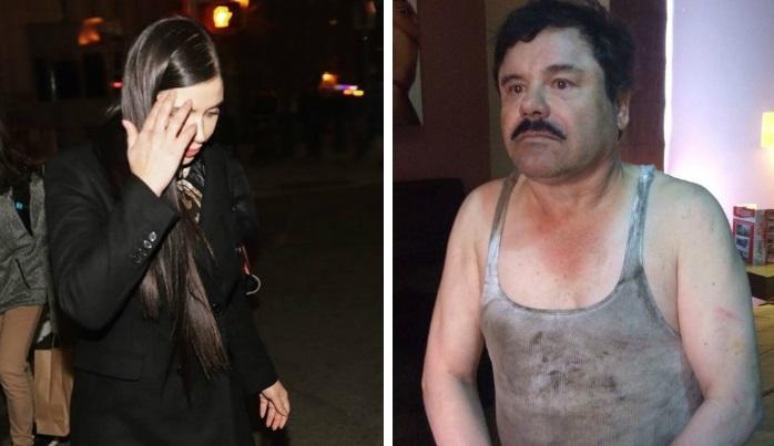 Exhiben exclusivos trajes de diseñador que El Chapo lució en juicio
