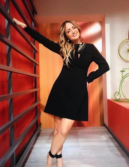Andrea Legarreta Compite Con Galilea Montijo Por Las Mejores