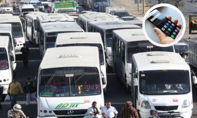 Diputados preparan aplicación para garantizar transporte seguro en Edomex