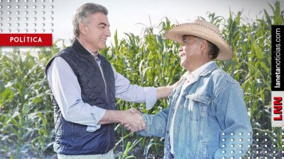 Tony Gali invierte más de 2 mil millones en beneficio del campo poblano