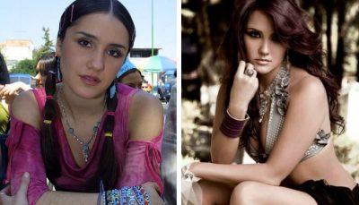 Mira la sensual transformación de Dulce María a sus 33 años