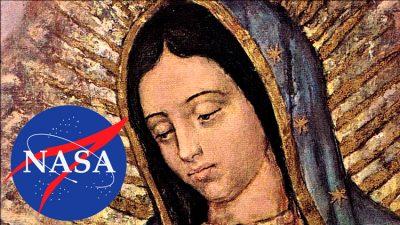 Iglesia inventó estudio de la NASA para elevar la fe en la Virgen de Guadalupe