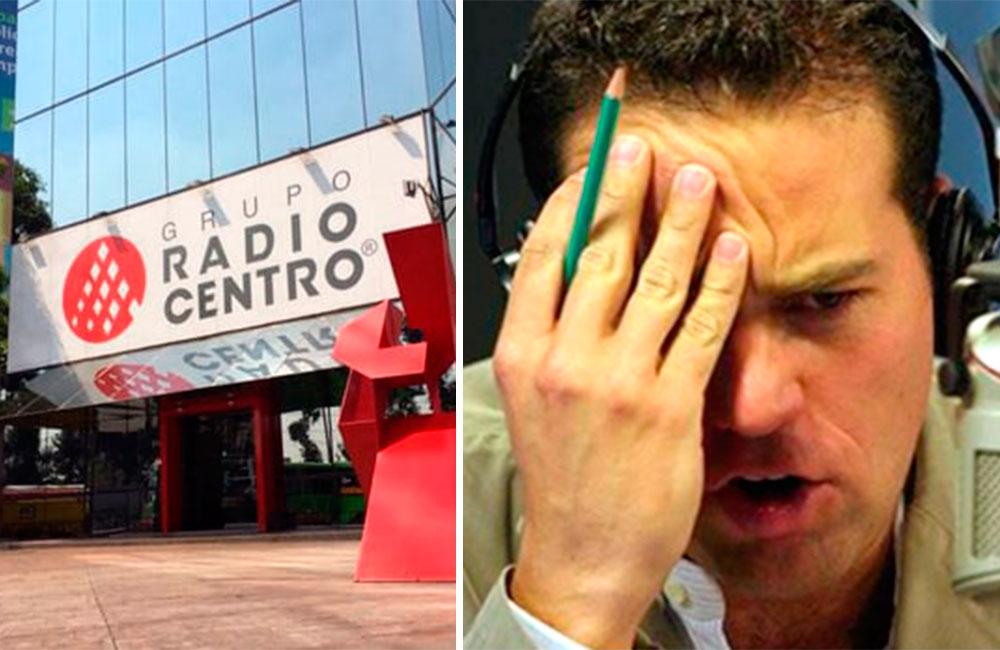 Radio Centro humilla a Loret de Mola anunciando a su reemplazo