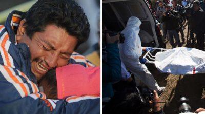 Desesperación y resignación: la otra cara de la tragedia en Tlahuelilpan