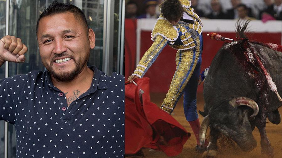 <i>¡Olé!</i> El Mijis propone prohibir las corridas de toros en SLP