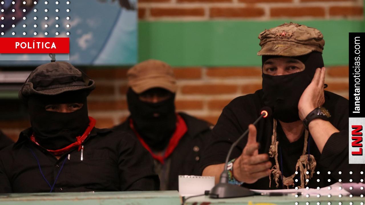 Defenderemos lo que construimos como hace 25 años con Salinas: EZLN a AMLO