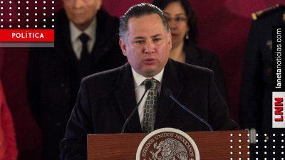¡Sea quien sea! Se castigará a políticos ligados a huachicol: Santiago Nieto