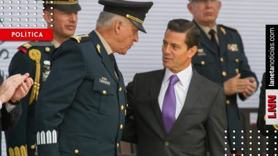 Militares, derechos y más: la catastrófica herencia que Peña dejó a AMLO
