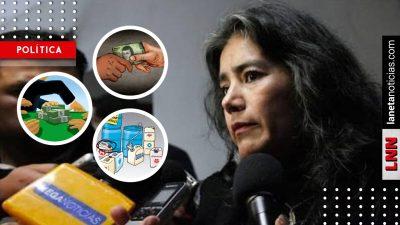 Luz María: la cercana a Eruviel Ávila vinculada con desvíos, huachicol y más