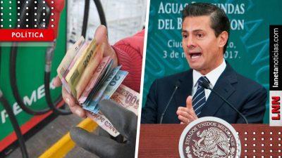 Pemex se hundía por corrupción mientras Peña Nieto pagaba para acallar las redes